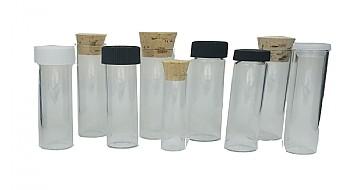 Cannabis Packaging/Glass Pre-Roll Tubes