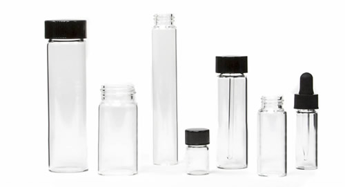 Laboratory And Scientific Glass Vials