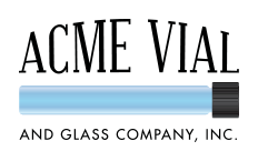 Acme Vial Glass Co Logo